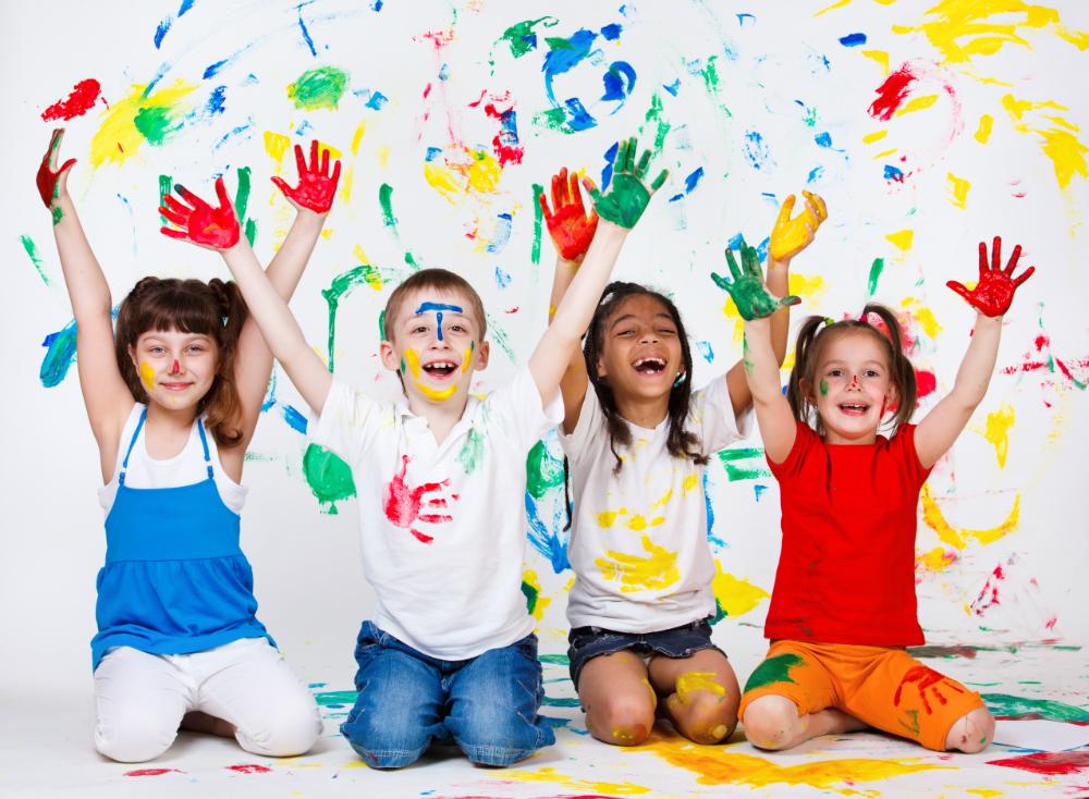 День детства в школе в картинках